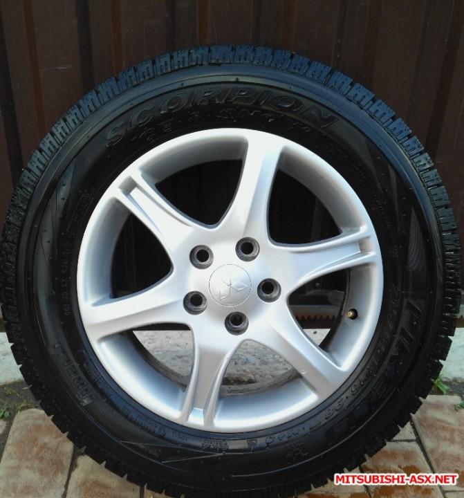 Комплект зимних колес для ASX - IMG_20180708_201650.jpg