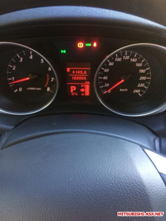Продажа Mitsubishi ASX 1.8 2013 CVT с пробегом 122000 г.СПб - 4a7ad1b0-4214-4ff3-ac29-31610eef2715.JPG