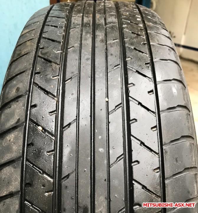 Продам родные колеса штамповка, летняя Yokohama Aspec r16 - 3767D9B2-EA87-4840-BEB5-460EC60AF686.jpeg