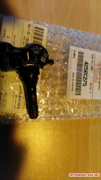 продам датчик давления 4250C275 новый Москва отправлю ТК - датчик давления в колесе.jpg