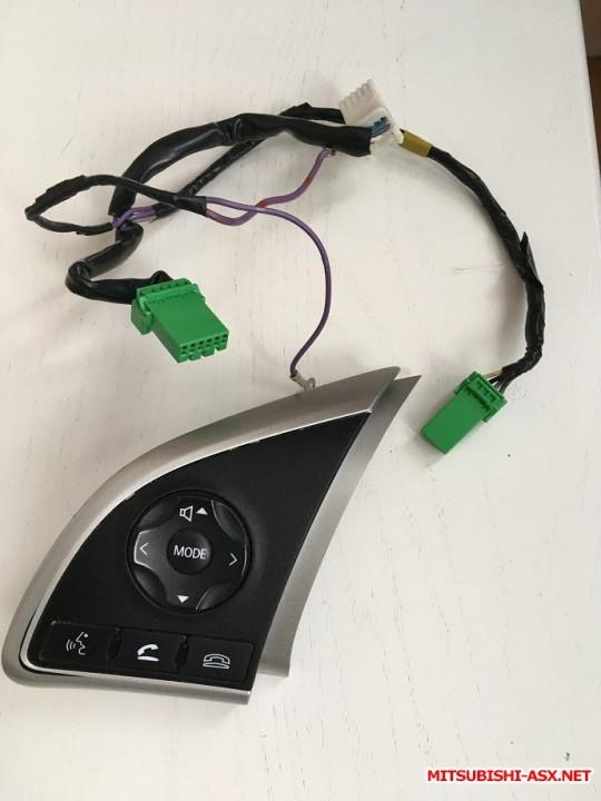 Продам кнопки аудио и проводку в руль на рестайл. Москва - IMG_3819.JPG