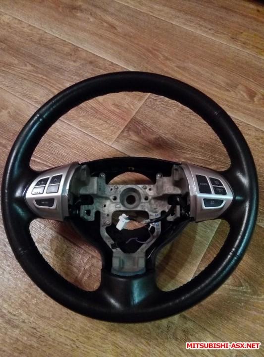 [Продам] руль, кнопки на руль дорестайл - P60411-194606.jpg