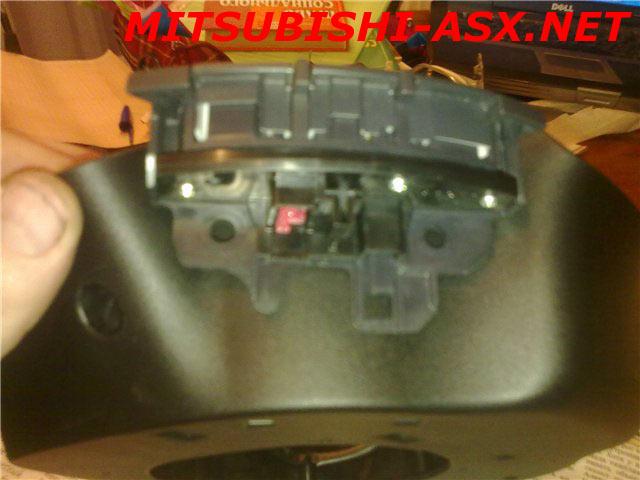 Установка штатного Вluetooth и USB на Mitsubishi ASX