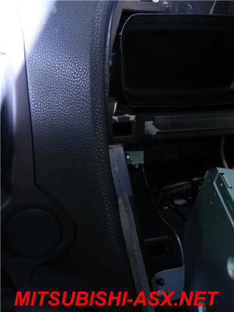 FlyAudio E7568NAVI 2din Mitsubishi ASX