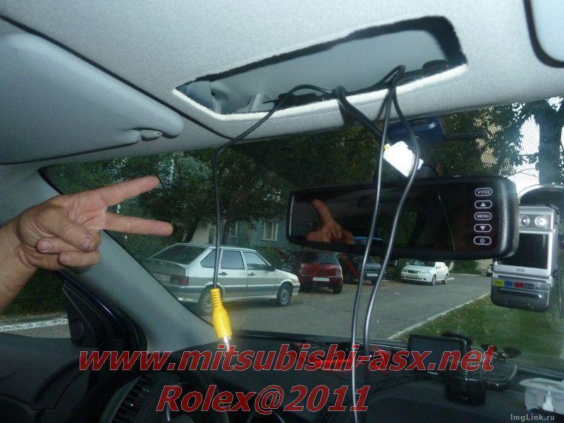 Куда подключить провода? * Polosedan.ru sPARK - Подключение автомобильной камеры заднего... подключение камеры...