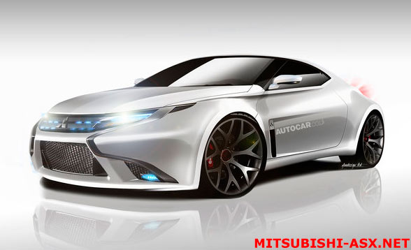 концепт кары mitsubishi 2014