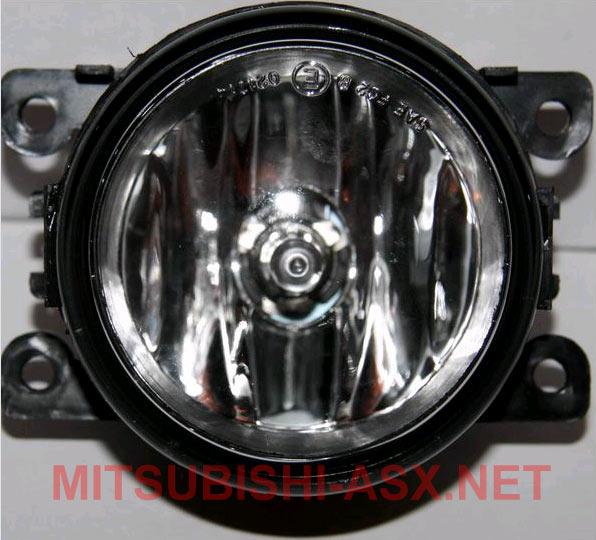 DRL ПТФ Mitsubishi ASX Logan