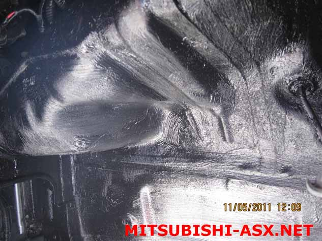 Динитрол Mitsubishi ASX