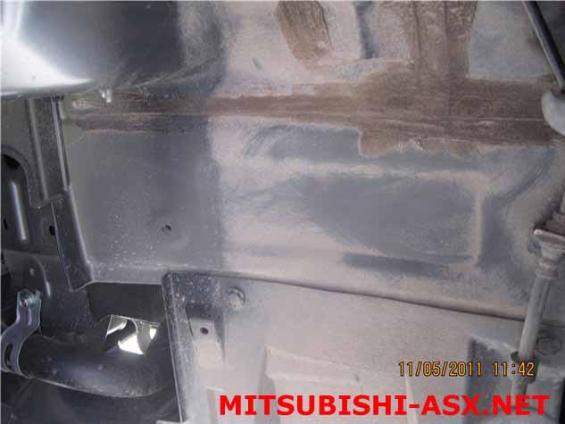 Антикор штатный Mitsubishi ASX