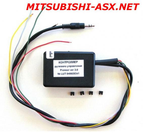 адаптер управления кнопками на руле и подключить его к ISO переходнику Phonocar 4/743