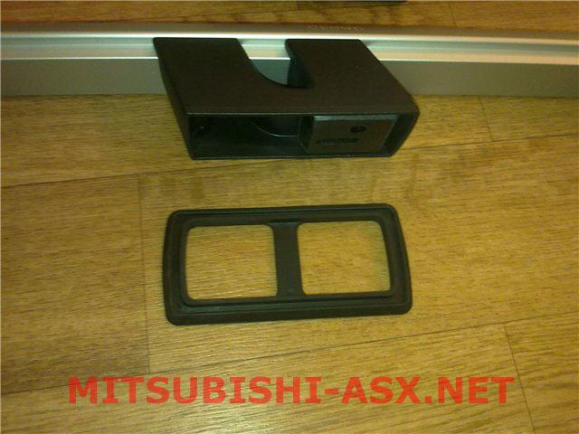 Багажник на крышу Mitsubishi ASX