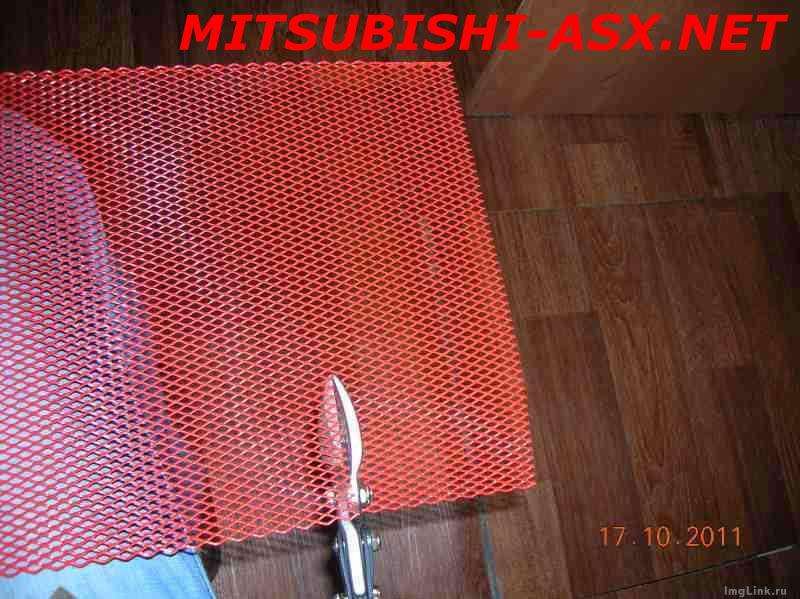 Защита ПТФ Mitsubishi ASX
